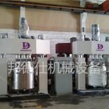 供应小型玻璃胶生产设备 制胶分散机 佛山玻璃胶设备生产厂家