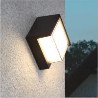 露台灯户外阳台防水led灯超亮家用现代简约创意室外花园别墅壁灯