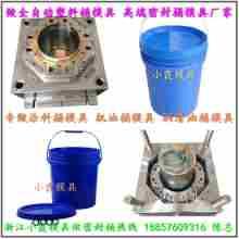 小霞模具 标准化工桶模具 塑胶模具18升胶水桶模具 20升塑胶桶模具图片