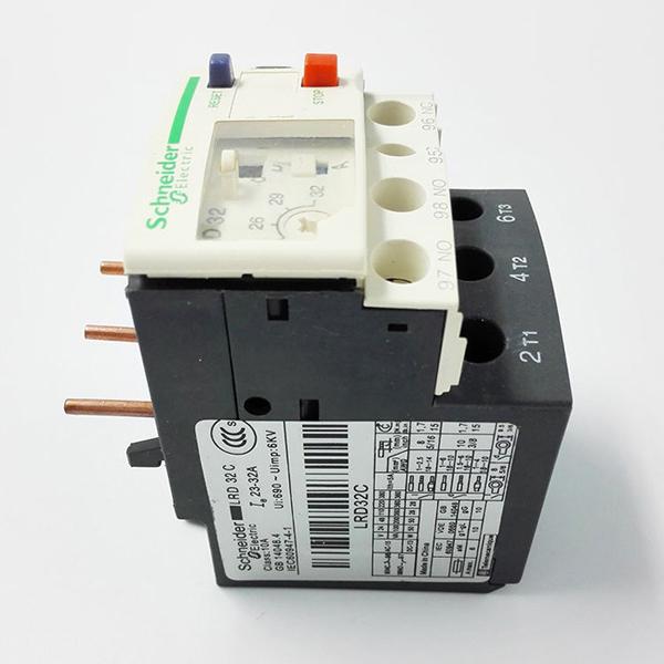 LRD32热过载继电器 热过继电器