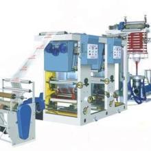 自动吹膜胶版印刷机组 吹膜胶版印刷机组设备批发