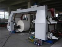 薄膜柔版印刷机 柔版卷筒凸版塑料薄膜无纺布编织袋纸印刷机