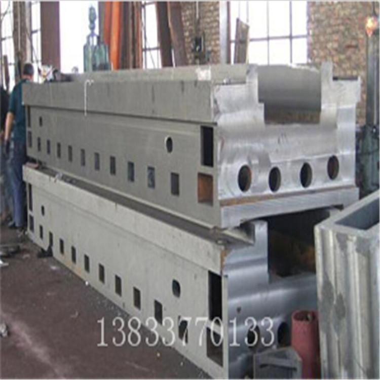翻砂铸造重型方箱 4*8米型铸铁平台 大型焊接平台 铸造机床床身工作台