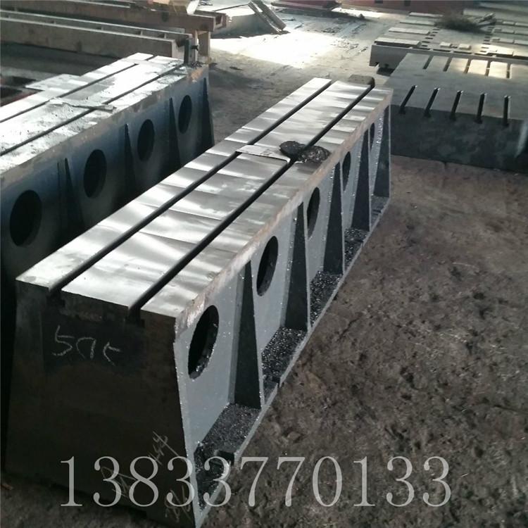 电机负载测试台铸铁平台平板检验划线平板实验平台t型槽平台地轨 t型槽平台 地轨