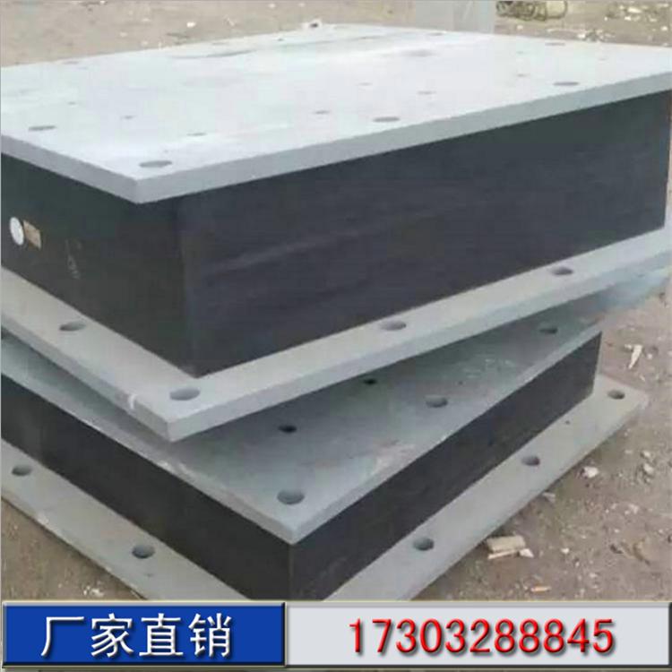 J4Q铅芯隔震橡胶支座专业生产