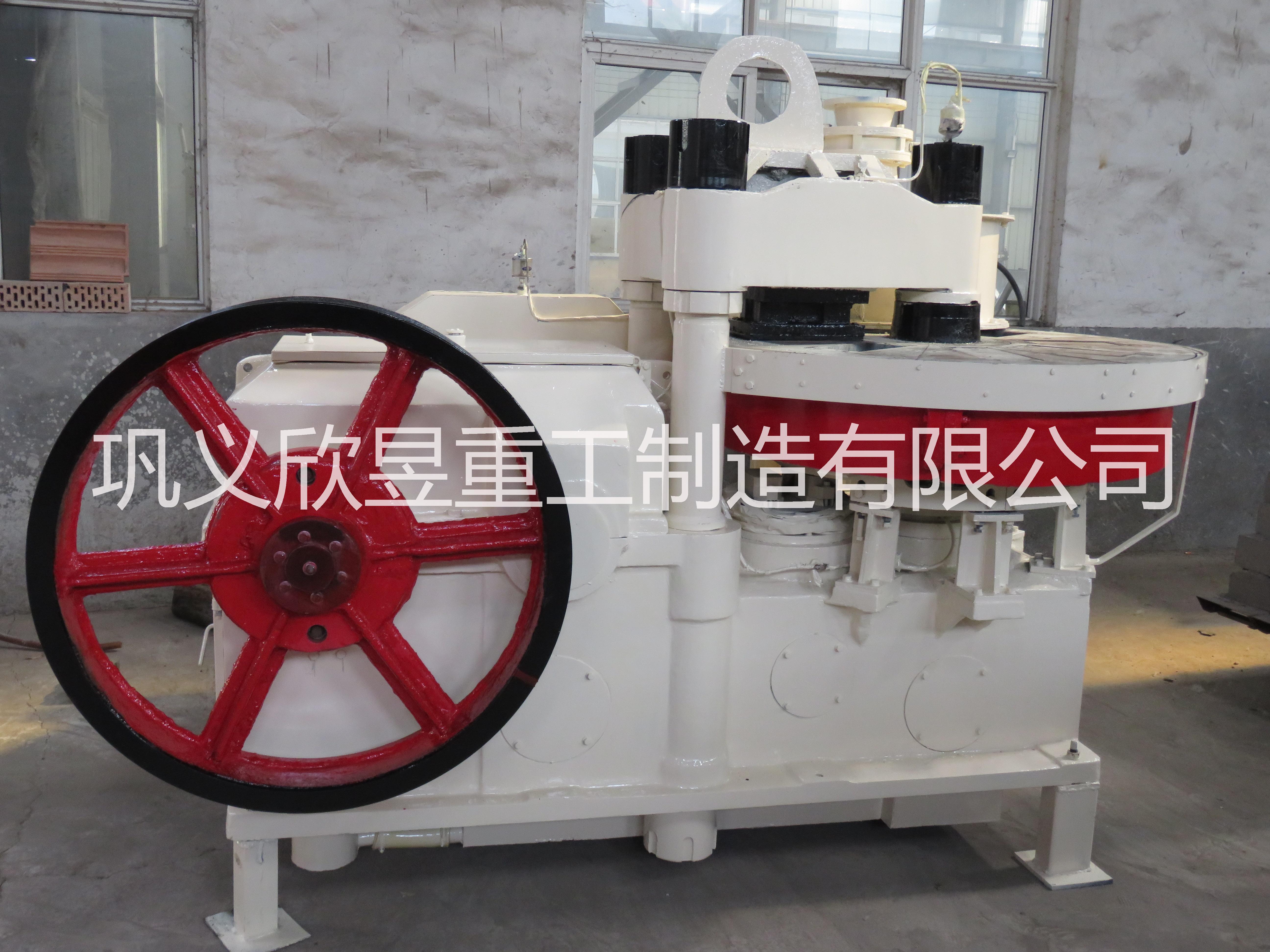 八孔盘转式压砖机 标准压砖机设备销售