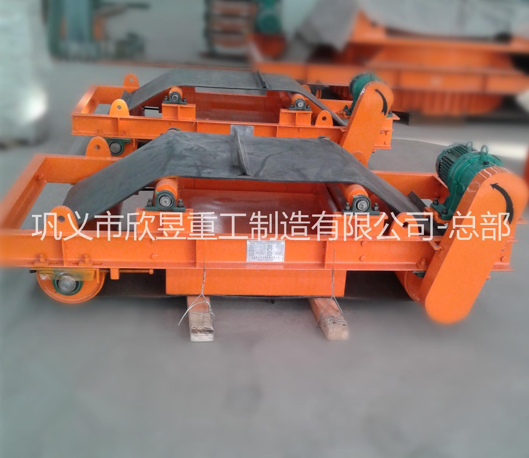 自卸式皮带永磁除铁器 专业选矿除铁设备厂家