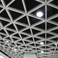 铝格栅吊顶厂家直销价格 广东铝格栅生产厂家供应商批发