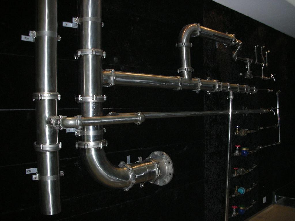 百年使用水管304不锈钢水管