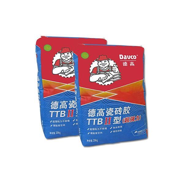 龙牌漆 德高瓷砖胶TTB I型