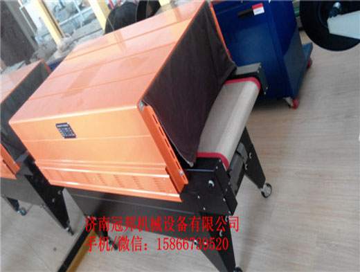 济南冠邦批发一次性水晶餐具包装机