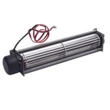 25150小型滚筒式横流风机 静音贯流风机 12V24V大风量
