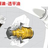 道达尔循环油 TOTAL CORTIS RM DANIELI 型油膜轴承油 润滑油18L