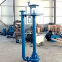 不堵塞立式泥浆泵 液下耐磨灰渣泵 加长杆立式砂泵