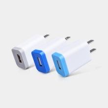厂家 适用小米充电器 美规充电器 安卓智能手机充电器1AUSB充电头批发