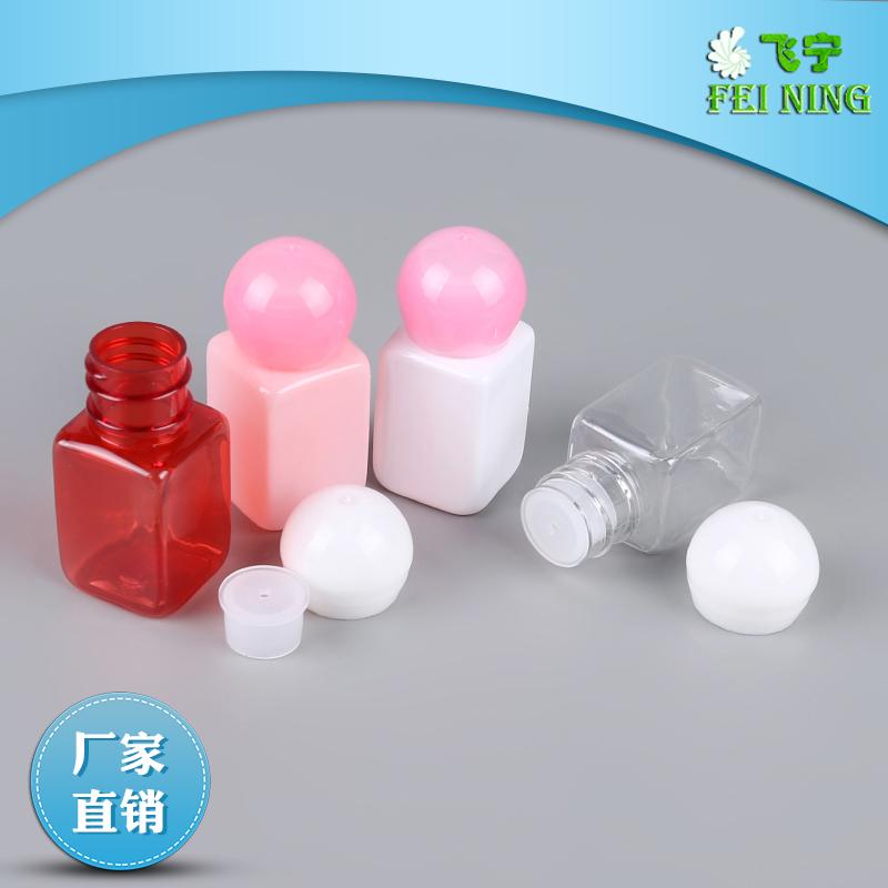 圆球盖 10ml 圆球盖化妆品分装瓶 圆球盖化妆瓶 圆球盖瓶子 圆球盖厂家直销