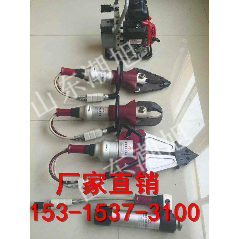 液压破拆工具组,液压救援工具,超高压液压机动泵  手动泵,手动破拆工具组 潮旭厂家直销液压破拆工具组,