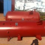 厂家直销 低温库冷库氨制冷机组辅助设备pya排液桶