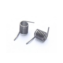 长期供应 弹簧钢材质扭转强传动 汽车扭簧灯具压簧批发