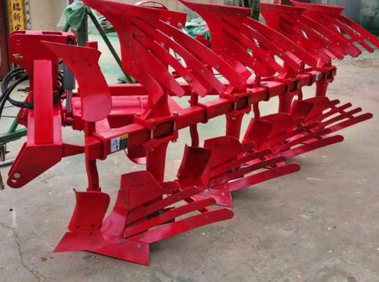 适合大马力拖拉机带翻转犁435液压栅条式翻转犁