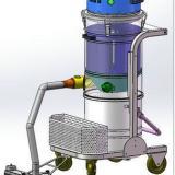 工业吸尘器大功率干湿两用电动振尘