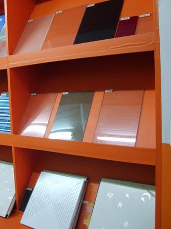 磨砂透明PC硬化板茶色耐力板加工定制防静电硬化表面抗紫外线UV板材