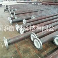 电厂衬塑管道机械强度高