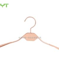 厂家直销 多功能环保防滑金属衣架 男女式西装衣服架子 MH-4040502