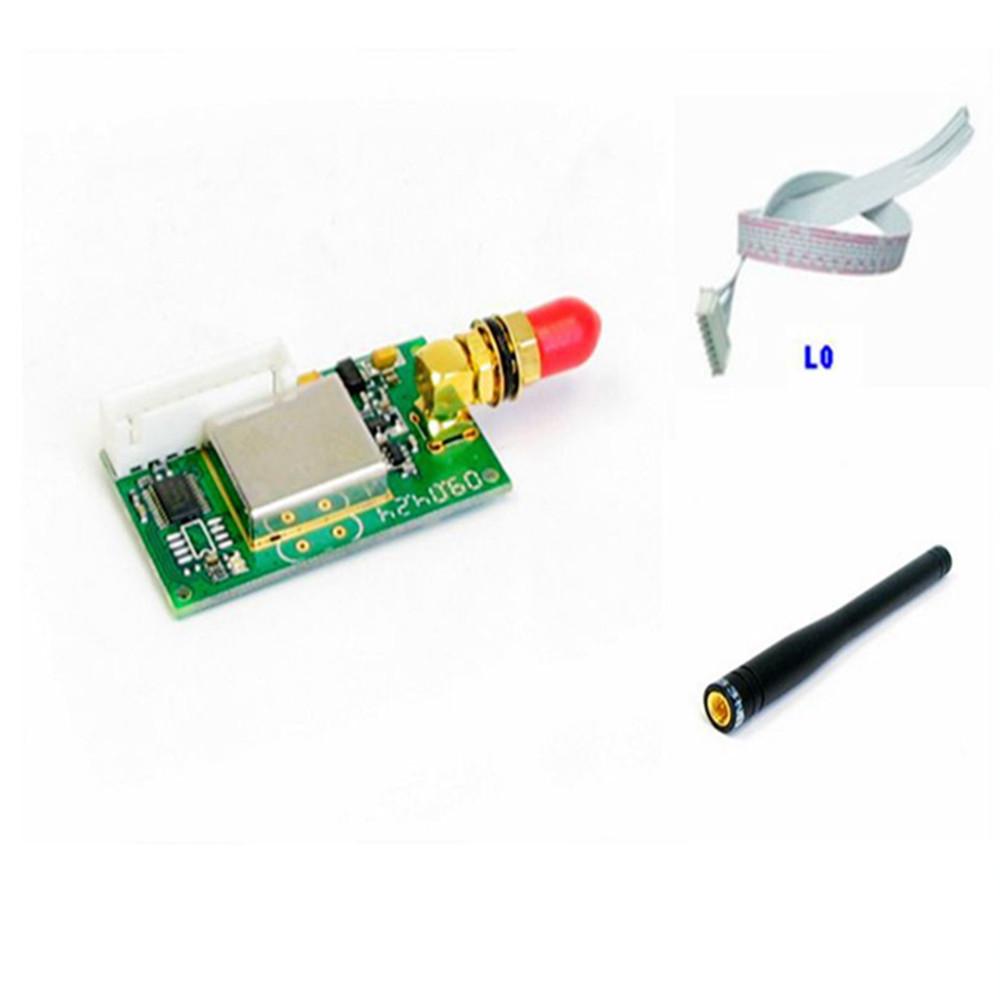 433工业级无线自组网模块0.1W小功率远距离低功耗数传无线收发模块 KYL-1020U 无线数传模块