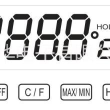BBQ烧烤叉温度计IC  ZH1311