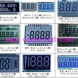 供应水表液晶屏LCD现货供应 数显水表液晶屏LCD开模订制