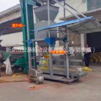 计量灌装机 小麦称重打包机 自动下料装袋 5-60公斤/袋 粮食包装机