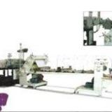 PP平板片材机 单螺杆挤出片材机 eva片材挤出机