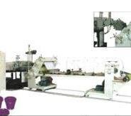 PP平板片材机图片
