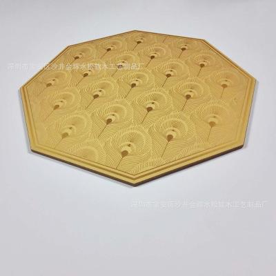 深圳厂家直销软木隔热垫餐垫现货供应