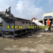 麻草绳回收设备,PP麻草绳回收机械,PP麻草绳回收加工生产线图片