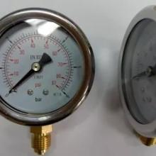 厂家耐震压力表防震压力表抗震压力表油压表油泵压力表YTN100系列