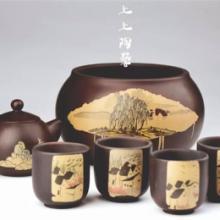 上上陶坊定制建水紫陶紫陶茶具紫陶工艺品