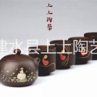 欲个性定制必选上上陶紫陶茶具我只选云南建水紫陶