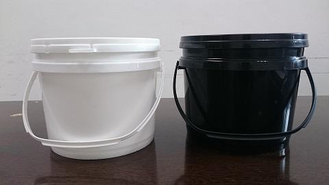 厂家直销 18L空压机塑胶桶 pp塑料包装厨余桶 可定制