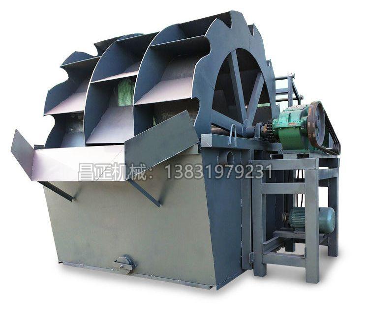 全自动轮斗式洗砂机 全自动轮斗式洗砂机价格 全自动轮斗式洗砂机厂家