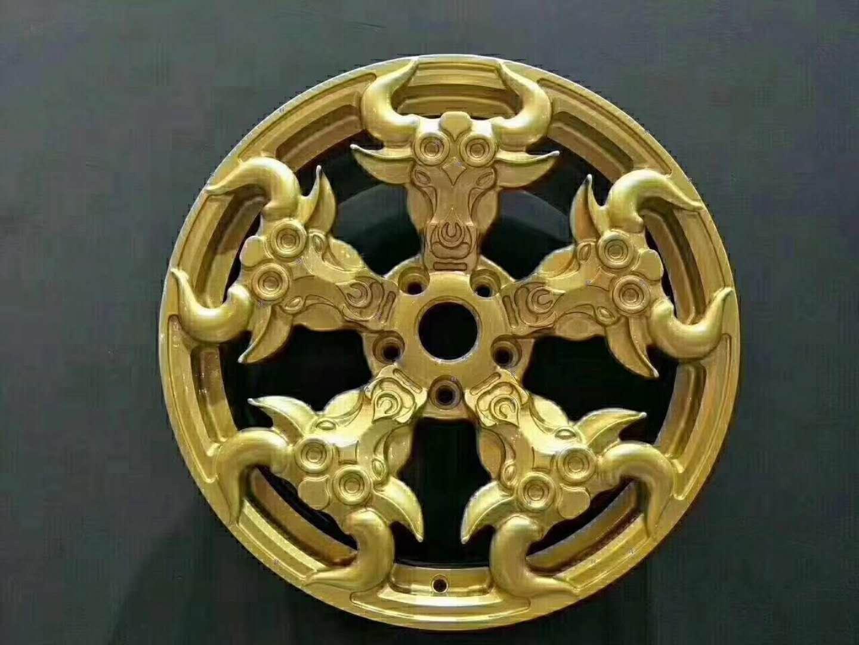 匪夷所思的锻造一片式铝合金轮毂 浙匪夷所思的锻造一片式铝合金轮毂