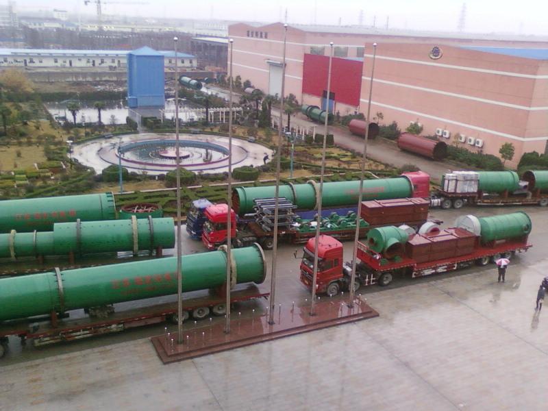 供应瑞安特产20万吨复混肥成套设备