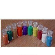 生产家专业供应塑胶彩色颗粒橡胶颗 粒塑胶跑道材料批发
