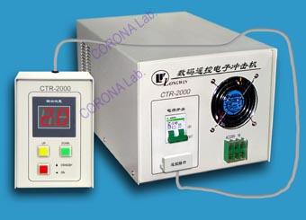 CTE-1200KF~3000KF 数码遥控式电晕处理机型