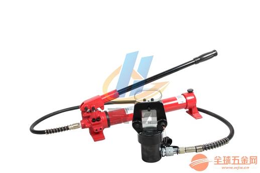 分体式电缆压接钳 六角端子液压钳 玉环液压钳厂家