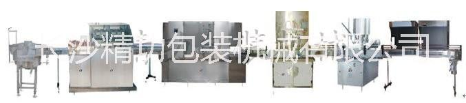 YZ50/1000Ⅱ液体自动化灌装生产线