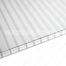 拜耳透明pc阳光板pc板10mm透明阳光板PC建材三层阳光板厂家聚碳酸酯板