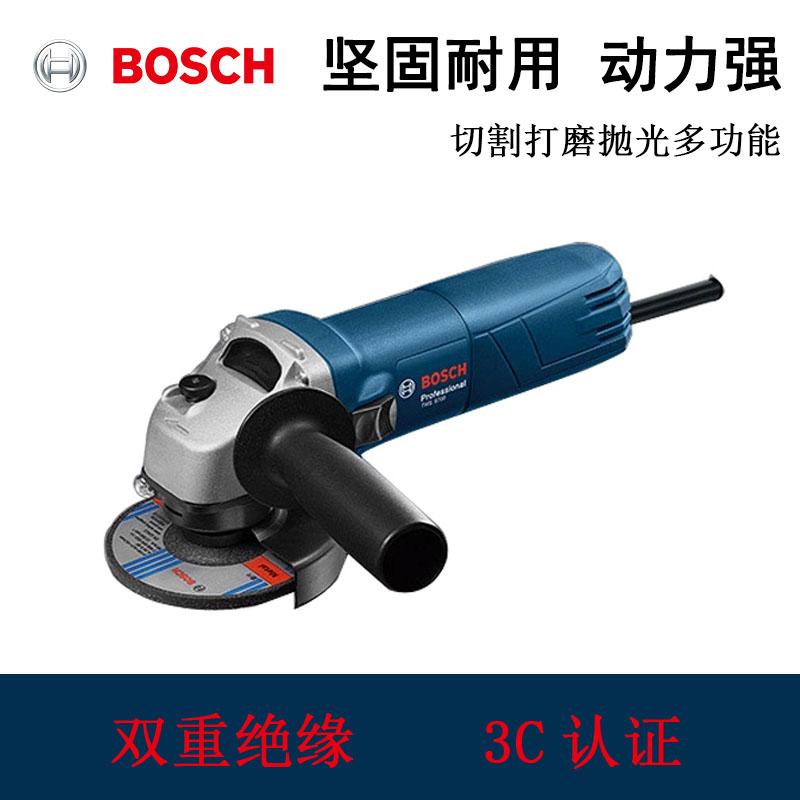 博世角磨机TWS6600 4寸切割打磨抛光机100M电动工具批发金属研磨