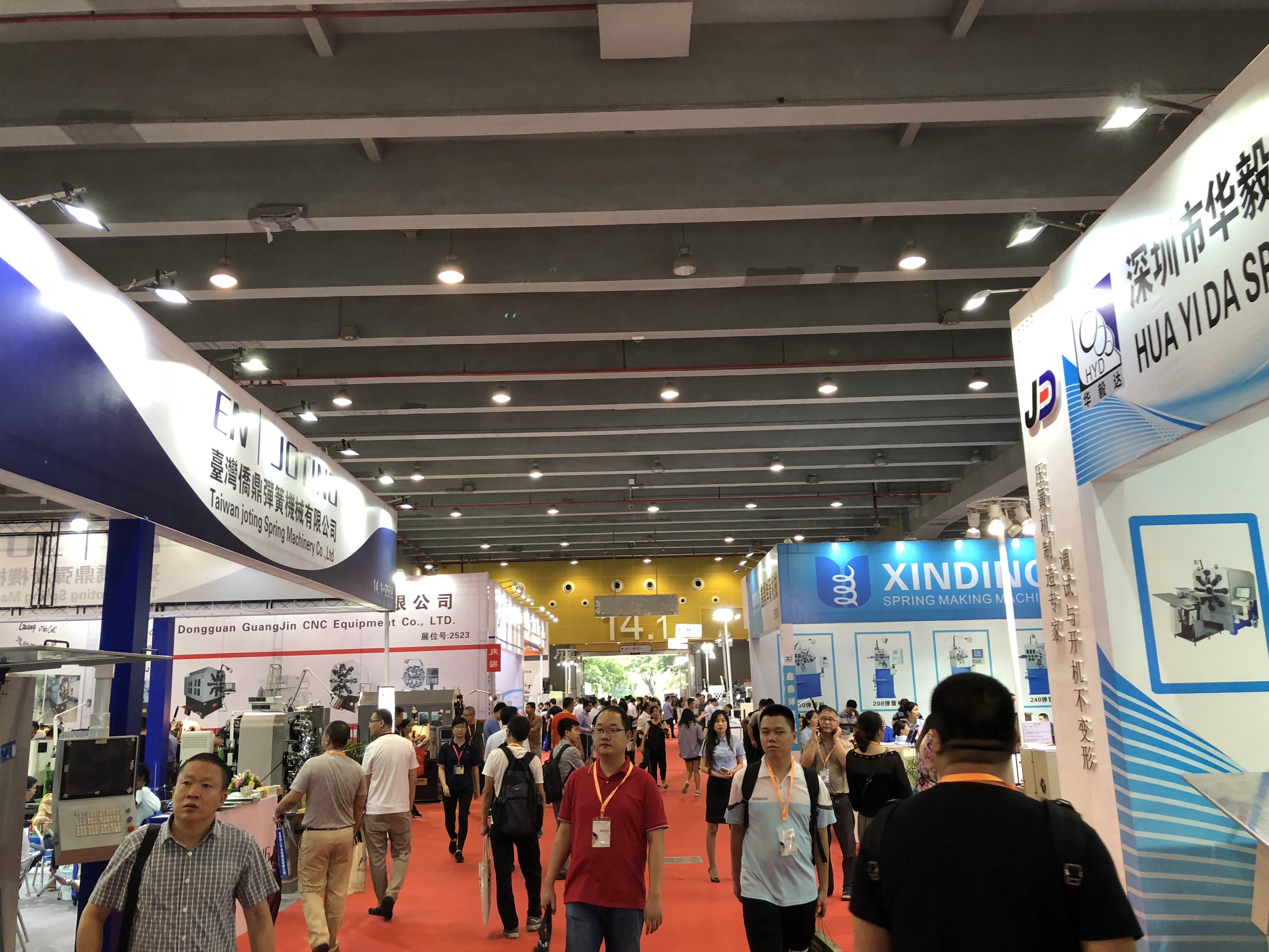 广州弹簧展-2019第二十届广州国际弹簧工业展